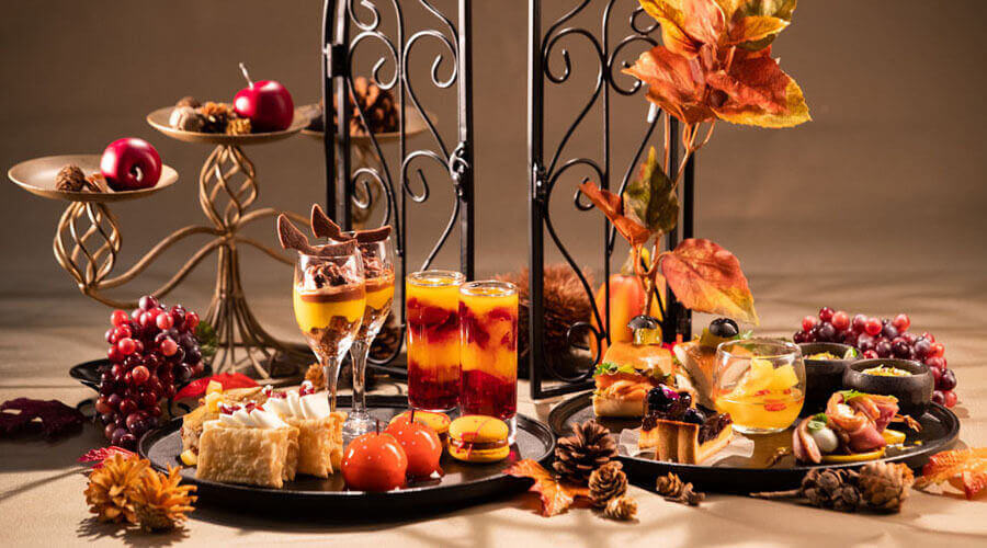 Autumn Afternoon Tea ~HAIKARA~