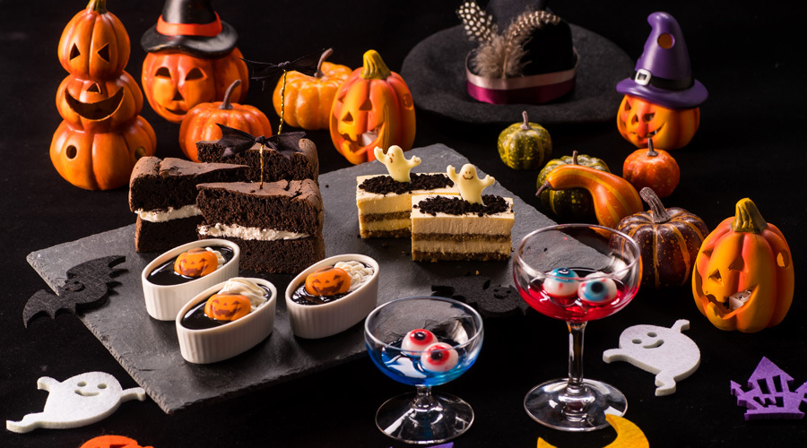 Halloween Night Sweets Buffet ハロウィンナイトスイーツブッフェ